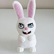 """Куклы и игрушки ручной работы. Ярмарка Мастеров - ручная работа Снежок (м/ф """"Тайная жизнь домашних животных, игрушка). Handmade."""