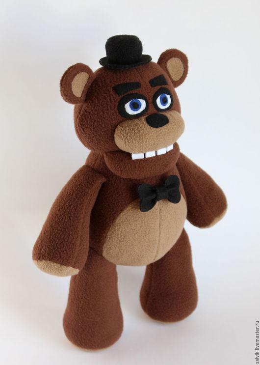 Сказочные персонажи ручной работы. Ярмарка Мастеров - ручная работа. Купить Фредди (Freddy). Handmade. Фредди, коричневый