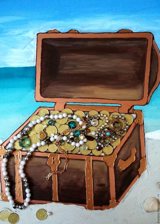 надколеннику пиратская тема картинки сундук традиционно, всем