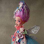 Куклы и игрушки handmade. Livemaster - original item ooak. feechka. copyright jointed doll.. Handmade.