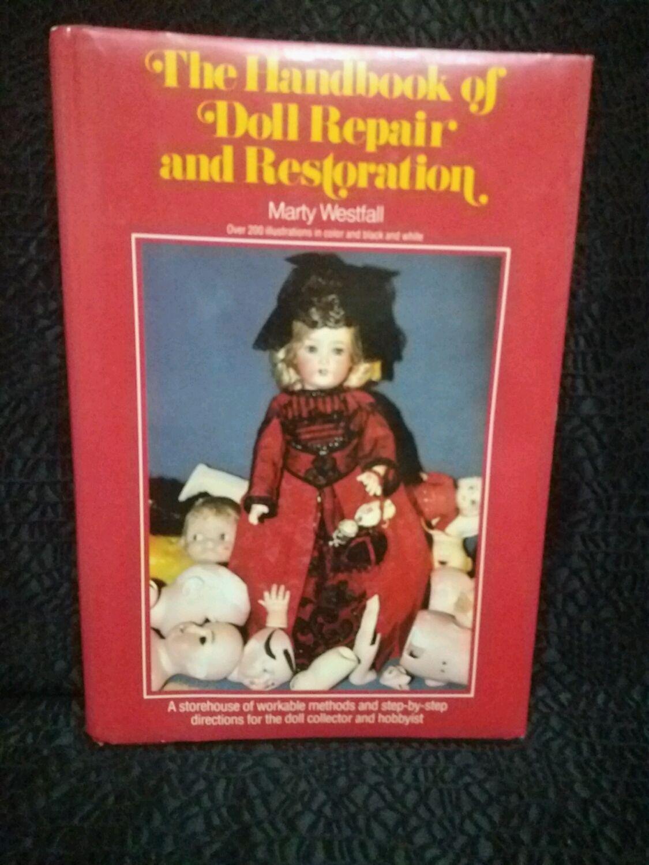 Книга по реставрации антикварных кукол, Книги, Владимир,  Фото №1