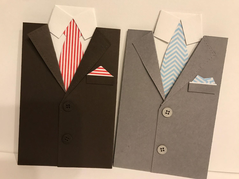 Открытка рубашка для мужчины своими руками 956