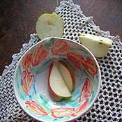 Посуда ручной работы. Ярмарка Мастеров - ручная работа Тюльпановый венок. Handmade.