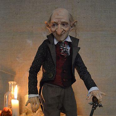 Куклы и игрушки ручной работы. Ярмарка Мастеров - ручная работа Вампир Резерв.. Handmade.