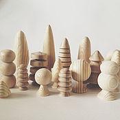 Куклы и игрушки ручной работы. Ярмарка Мастеров - ручная работа Сказочный лес. Handmade.