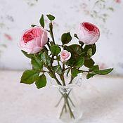 Куклы и игрушки handmade. Livemaster - original item Austin roses on a scale of 1 to 12. Handmade.