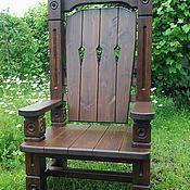 Для дома и интерьера ручной работы. Ярмарка Мастеров - ручная работа Кресло большое. Handmade.