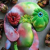 Мягкие игрушки ручной работы. Ярмарка Мастеров - ручная работа Чердачный заяц. Handmade.