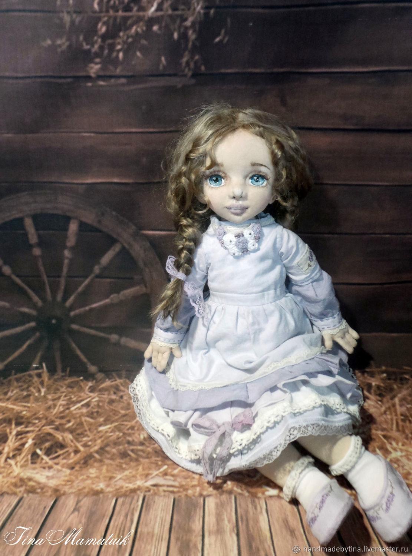 Anastacia - textile boudoir doll, Dolls, Moscow,  Фото №1