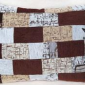 Для дома и интерьера handmade. Livemaster - original item 850 at auction! Decorative pillow loft-style