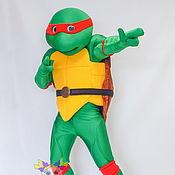 Одежда handmade. Livemaster - original item Teenage Mutant Ninja Turtles. Mascot. Handmade.