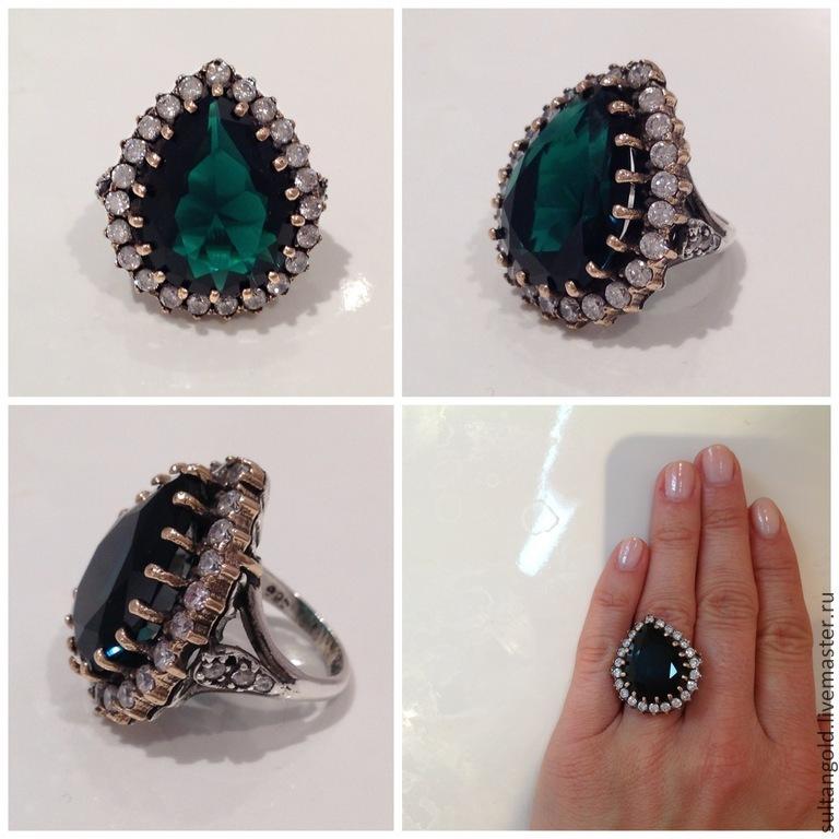 кольцо хюррем султан  цена