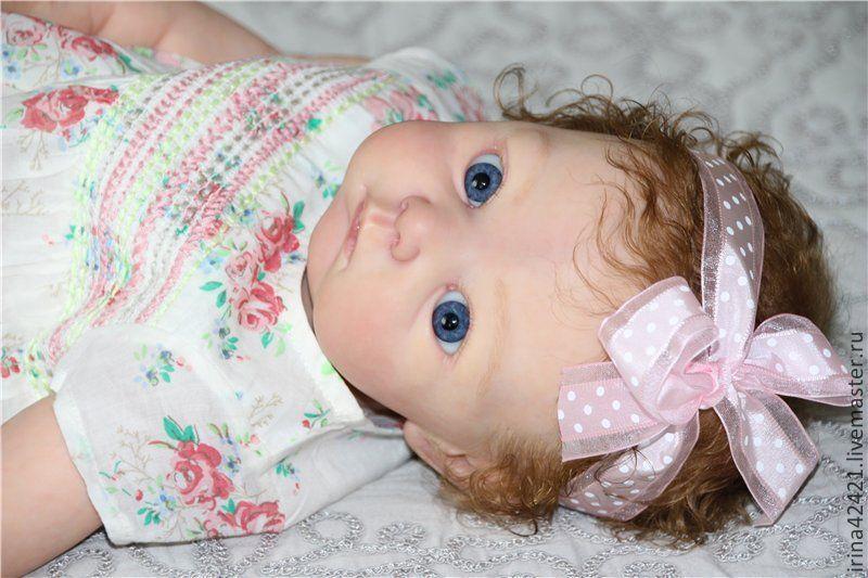 Baby Dolls & Reborn Toys handmade. Livemaster - handmade. Buy Doll, reborn Lola 4.Gift