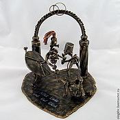 Сувениры и подарки handmade. Livemaster - original item The happy couple. Handmade.