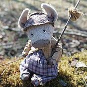 Куклы и игрушки ручной работы. Ярмарка Мастеров - ручная работа Дорогою Добра.. Handmade.