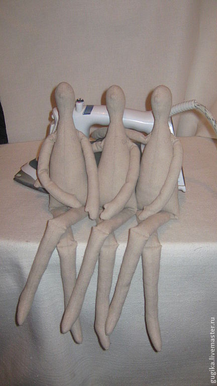 Куклы и игрушки ручной работы. Ярмарка Мастеров - ручная работа. Купить Заготовка тела куклы тильда. Handmade. Бежевый, заготовка