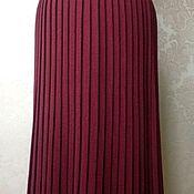 Юбки ручной работы. Ярмарка Мастеров - ручная работа Плиссированная юбка. Handmade.