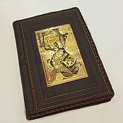 Канцелярские товары handmade. Livemaster - original item Diary of a big