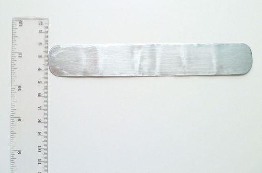 Для украшений ручной работы. Ярмарка Мастеров - ручная работа. Купить Основа для изготовления браслета, 2.5 см. Handmade.