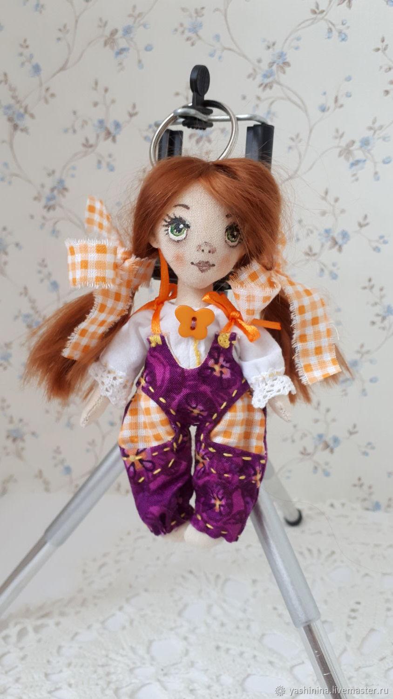 Текстильная кукла Рыжуха, Куклы и пупсы, Тюмень,  Фото №1