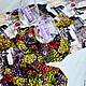 Комплекты аксессуаров ручной работы. Итальянские каникулы (раннер). UloHome (Наталия и Анна). Ярмарка Мастеров. Столовый набор, подарок девушке