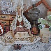 """Куклы и игрушки ручной работы. Ярмарка Мастеров - ручная работа Кукла в стиле Кантри """"Я люблю свою лошадку"""". Handmade."""