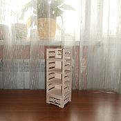 Материалы для творчества handmade. Livemaster - original item Bookcase 451. Handmade.
