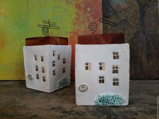 """Шкатулки ручной работы. Ярмарка Мастеров - ручная работа. Купить Чайная коробка """" Дом. Милый дом ."""". Handmade."""