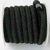 Шнуры ручной работы. Ярмарка Мастеров - ручная работа Шнур плетёный Регализ, 10х7 мм. Handmade.