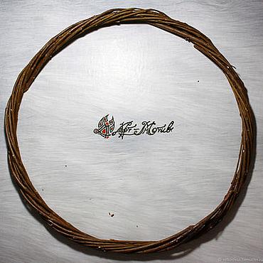 Materials for creativity handmade. Livemaster - original item The base of willow trees, 40-50 cm for the catcher. Handmade.