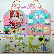 Кукольные домики ручной работы. Ярмарка Мастеров - ручная работа Домик сумочка для двух кукол Лол #67#. Handmade.