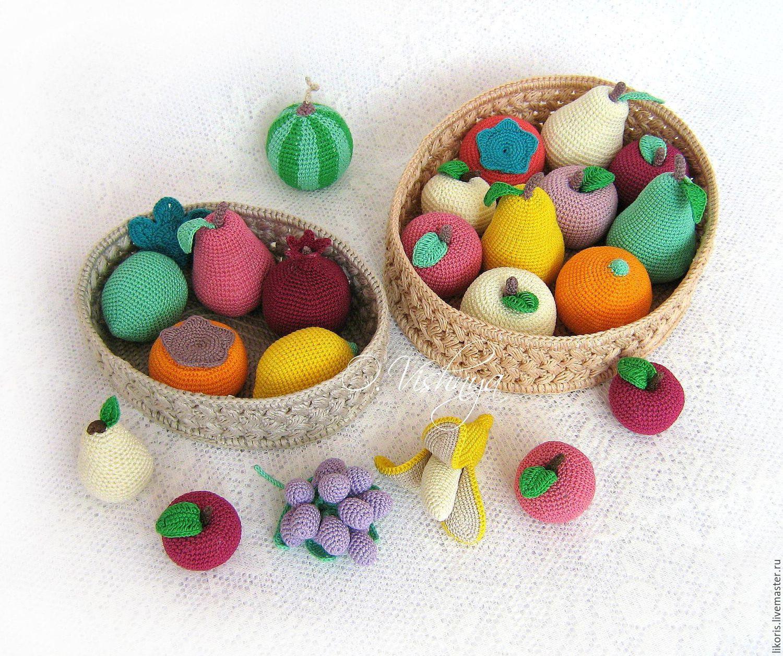 Collection 'Paradise fruits'! (set), Doll food, Novosibirsk,  Фото №1