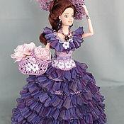 """Одежда для кукол ручной работы. Ярмарка Мастеров - ручная работа Одежда для куклы """"Ягодная фея"""". Handmade."""