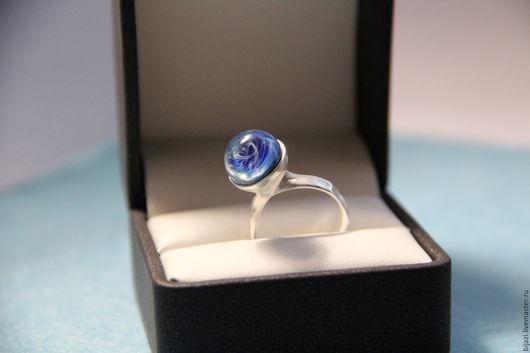 Кольца ручной работы. Ярмарка Мастеров - ручная работа. Купить Кольцо Вселенная. Handmade. Серебряный, серебряное кольцо, приятный подарок