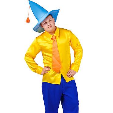 """Одежда ручной работы. Ярмарка Мастеров - ручная работа Карнавальный костюм """"Незнайка"""". Handmade."""