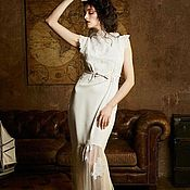 Платья ручной работы. Ярмарка Мастеров - ручная работа Платье в стиле Shabby Chic.. Handmade.