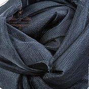Материалы для творчества ручной работы. Ярмарка Мастеров - ручная работа Фатин стрейч, черный (black) LCR-327. Handmade.