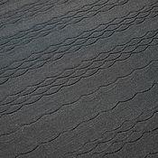 Материалы для творчества ручной работы. Ярмарка Мастеров - ручная работа Шерсть плательно-костюмная  темно-серая с выработкой PAL ZILERI. Handmade.