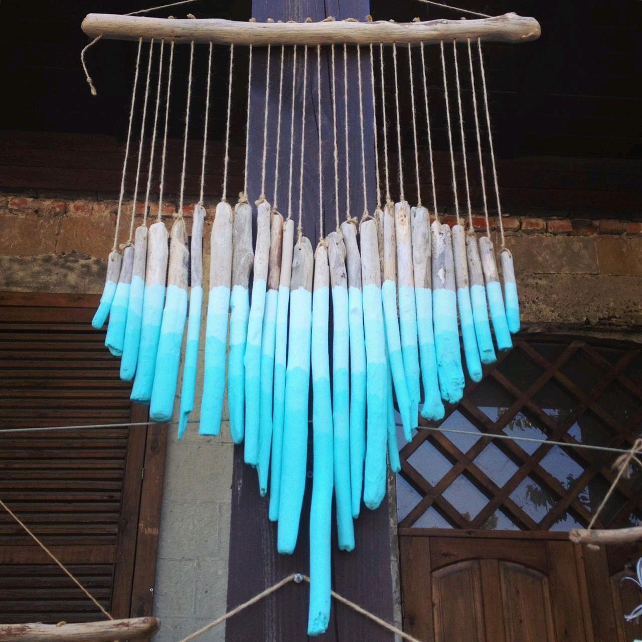 manualidades. Livemaster - hecho a mano. Comprar Driftvud podvesnoe Corazón Marino. HandmadeHeart, loft, suspension, wooden wedding, salt