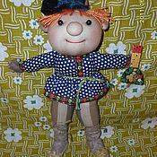 """Мягкие игрушки ручной работы. Ярмарка Мастеров - ручная работа Кукла""""Иванушка"""". Handmade."""