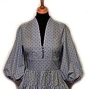 Одежда ручной работы. Ярмарка Мастеров - ручная работа Блузка Лорелея. Handmade.