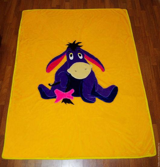 Детский коврик Ослик (Ослик Иа) для малышей и детей