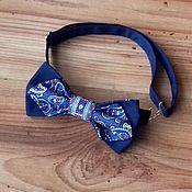 Аксессуары handmade. Livemaster - original item Tie silk. Handmade.