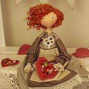 Куклы и игрушки ручной работы. Ярмарка Мастеров - ручная работа Дом, там где сердце.... Handmade.