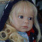 Куклы и игрушки ручной работы. Ярмарка Мастеров - ручная работа кукла реборн Сонечка 4. Handmade.
