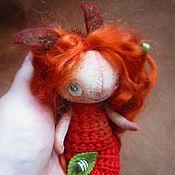 Куклы и игрушки ручной работы. Ярмарка Мастеров - ручная работа Ам, или Твоя домашняя пикси:). Handmade.