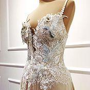 Платья ручной работы. Ярмарка Мастеров - ручная работа Свадебное/вечернее платье. Handmade.