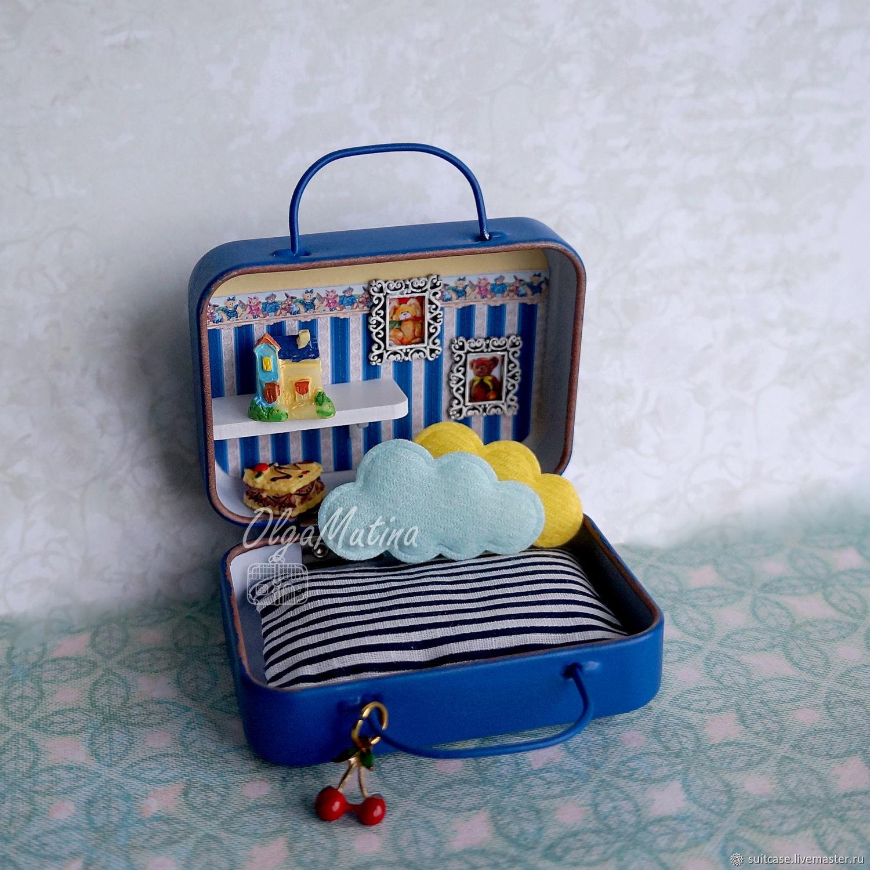 Подушка-облако, Мебель для кукол, Чебоксары,  Фото №1