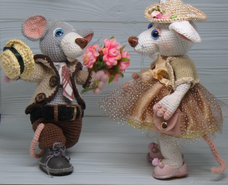 Date of mice, Stuffed Toys, Rzhev,  Фото №1