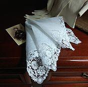 Винтаж handmade. Livemaster - original item Vintage handkerchief